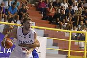 Nicol&ograve; Melli<br /> Nazionale Italiana Maschile Senior<br /> Amichevole Italia A - Italia B<br /> FIP 2017<br /> Cagliari, 06/08/2017<br /> Foto R. Morgano / Ciamillo-Castoria