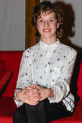 Ela Jerebic during an interview on January 24, 2019 in Lipovci, Murska Sobota, Slovenia. Photo by Blaž Weindorfer / Sportida