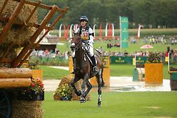 Kieffer Lauren, (USA), Veronica<br /> European Championship Aachen 2015<br /> © Hippo Foto - Stefan Lafrentz