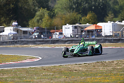 September 2, 2018 - Portland, Oregon, United Stated - SPENCER PIGOT (21) of the United States battles for position during the Portland International Raceway at Portland International Raceway in Portland, Oregon. (Credit Image: © Justin R. Noe Asp Inc/ASP via ZUMA Wire)