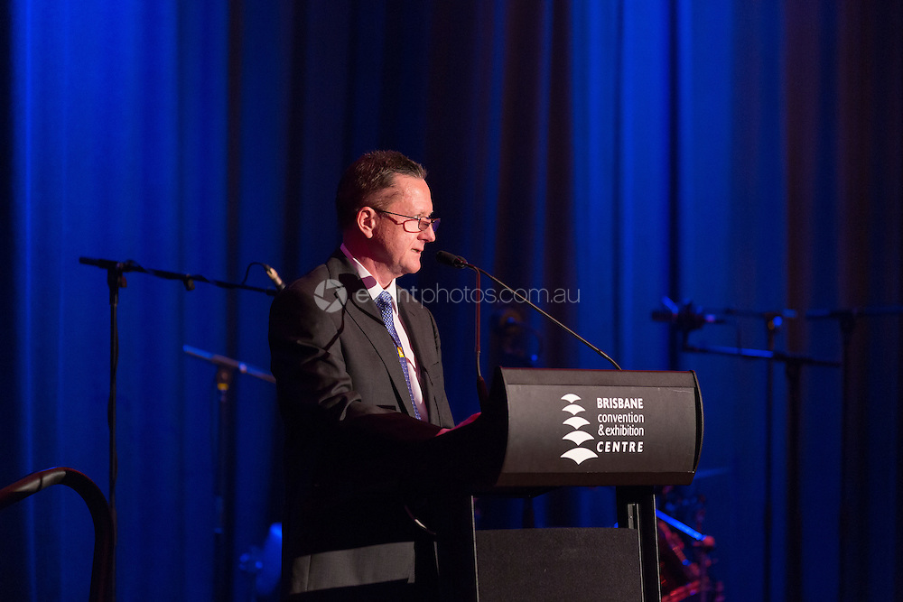 QLD Steel Excellence Awards Gala Dinner and Awards Presentation Evening 2016 - August 5, 2016: Brisbane Convention and Exhibition Centre, Brisbane, Queensland, Australia. Credit: Pat Brunet / Event Photos Australia