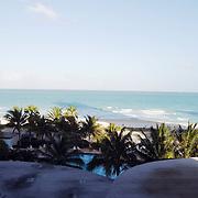 Vakantie Miami Amerika, hotel, zee, palmbomen, blauwe
