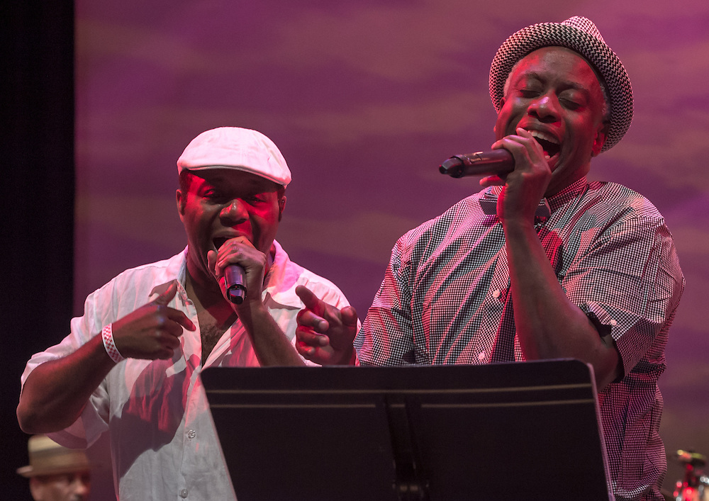 The Black Rock Coaltion Get-Down Review , Keith Fluitt and Corey Glover