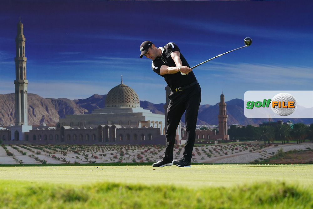 Martin Kaymer (GER) on the 17th during Round 4 of the Oman Open 2020 at the Al Mouj Golf Club, Muscat, Oman . 01/03/2020<br /> Picture: Golffile | Thos Caffrey<br /> <br /> <br /> All photo usage must carry mandatory copyright credit (© Golffile | Thos Caffrey)