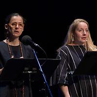 Amanda Hesser and Merrill Stubbs