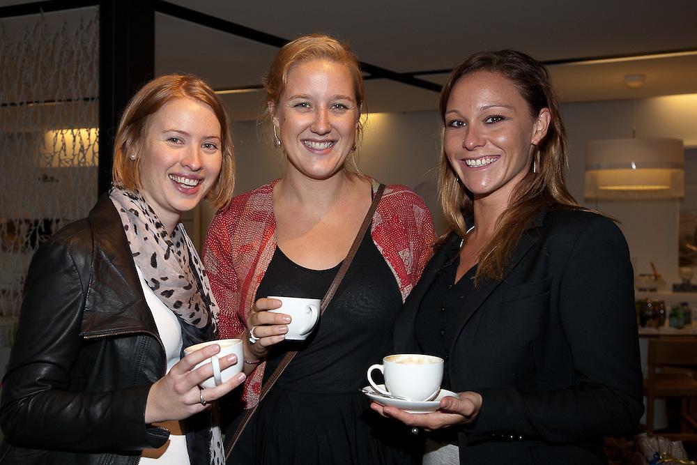 Caroline Wundke, Phoebe Settle, Elena Critchley