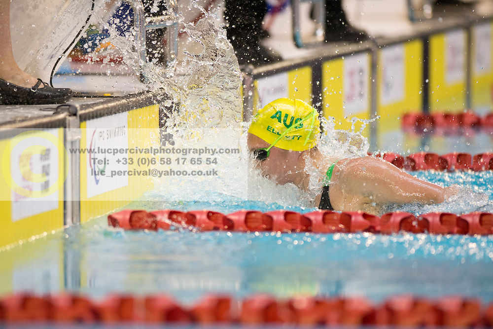ELLIOT Madison AUS at 2015 IPC Swimming World Championships -  Women's 100m Freestyle S8