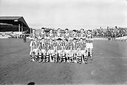 15/10/1967<br /> 10/15/1967<br /> 15 October 1967<br /> Oireachtas Final: Kilkenny v Clare at Croke Park, Dublin.<br /> The Kilkenny team.