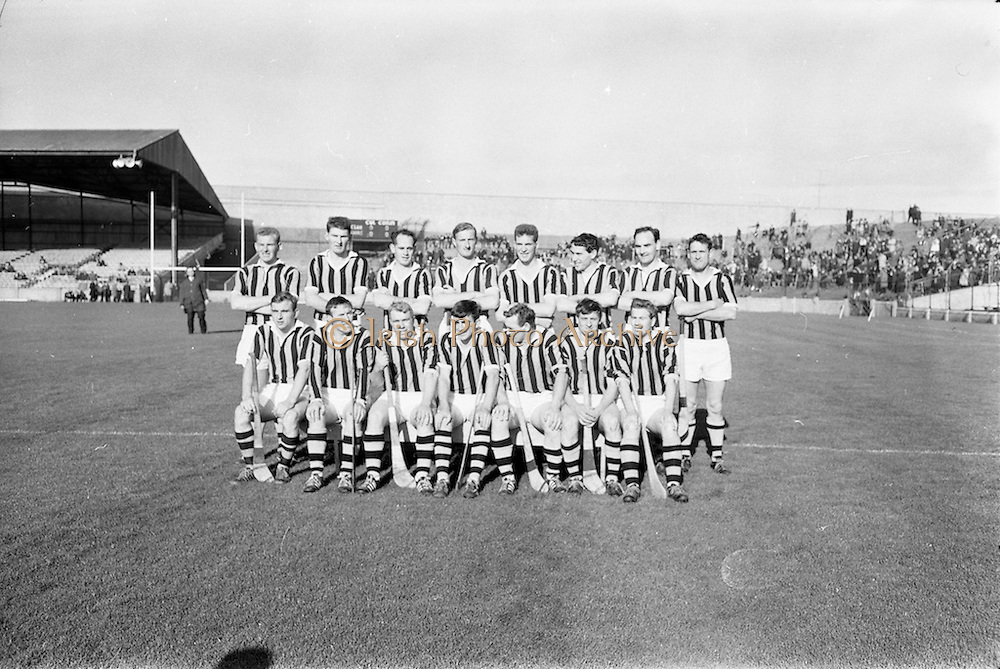 15/10/1967<br /> 10/15/1967<br /> 15 October 1967<br /> Oireachtas Final: Kilkenny v Clare at Croke Park, Dublin.<br /> The Kilkenny team.