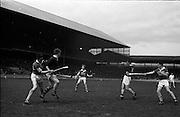 25/04/1965<br /> 04/25/1965<br /> 25 April 1965<br /> National Hurling League Semi-Final: Kerry v West Meath at Croke Park, Dublin.