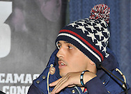 Picture by Alan Stanford/Focus Images Ltd +44 7915 056117<br />03/10/2013<br />Lee Selby pictured during a Matchroom Sports press conference at International Hotel, Canary Wharf, London.