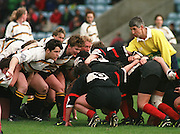 "Women's Rugby, ""Bread of life"" Cup Final. 1998, Saracens Vs Wasps. .  24/04/1998.  Peter Spurrier/Intersport Images....[Mandatory Credit, Peter Spurrier/ Intersport Images]"