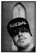 Mike Muir, Niagra, date unknown