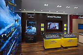 Breitling, Cartier and LeVian Retail Display Photography in Baltimore MD and McLean VA