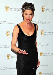 © licensed to London News Pictures. London, UK  08/05/11 Tamsin Greig  attends the BAFTA Television Craft Awards at The Brewery in London . Please see special instructions for usage rates. Photo credit should read AlanRoxborough/LNP