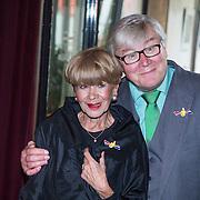 NLD/Amsterdam/20130921 - Uitreiking Awards, Anneke Grönloh en Barrie Stevens