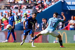 August 5, 2018 - Pedro of Chelsea during the 2018 FA Community Shield match between Chelsea and Manchester City at Wembley Stadium, London, England on 5 August 2018. (Credit Image: © AFP7 via ZUMA Wire)