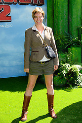 Image ©Licensed to i-Images Picture Agency. 22/06/2014. London, United Kingdom. Camilla Rutherford during screening of 'How To Train Your Dragon 2' in 3D. . Picture by Chris Joseph / i-Images