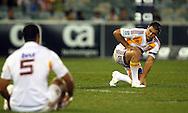 Dwayne Sweeney.Super 14 rugby union match, Brumbies v Cheifs, Canberra, Australia. Saturday 19 February 2011. Photo: Paul Seiser/PHOTOSPORT.../SPORTZPICS