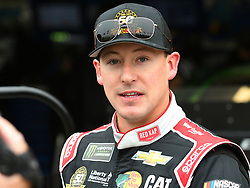 February 23, 2019 - Hampton, GA, U.S. - HAMPTON, GA - FEBRUARY 23: Daniel Hemric, Richard Childress Racing Chevrolet Camaro, Red Kap/Alsco (8) during practice for the Monster Energy Cup Series QuikTrip Folds of Honor 500 on February 23, 2019, at Atlanta Motor Speedway in Hampton, GA.(Photo by Jeffrey Vest/Icon Sportswire) (Credit Image: © Jeffrey Vest/Icon SMI via ZUMA Press)