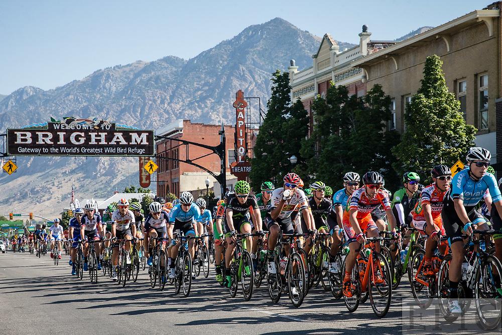Cycling: Larry H. Miller Tour of Utah 2017 / Stage 2<br /> <br /> Brigham City - Snowbasin Resort (151km) / TOU / Utah  <br /> &copy; Jonathan Devich