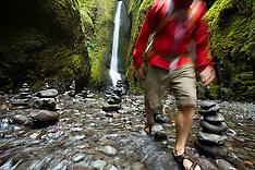 Oneonta Gorge, Oregon photos - stock photos, Oregon Gorge photos, fine art prints