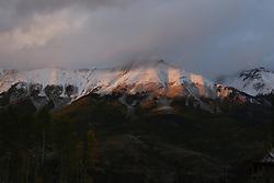 Colorado trip Sneffles Range, Friday, Sept. 27, 2013 at Mountain Village in Telluride.