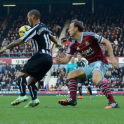 West Ham v Newcastle | Premier League | 29 November 2014