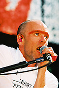 Michael Stipe, REM play Manchester Move Festival, UK, 2004