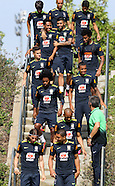 Soccer: Brazil National Team Practice