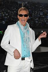 29.05.2010, AufSchalke VELTINS-Arena, Gelsenkirchen, WM WBC, Vitali Klitschko vs. Albert Sosnowski, im Bild Matthias Knop als Dieter Bohlen. EXPA Pictures © 2010, PhotoCredit: EXPA/ nph/  Witke / SPORTIDA PHOTO AGENCY