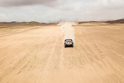 Sebastien Loeb (FRA) of PH Sport races during stage 04 of Rally Dakar 2019 from Arequipa to o Tacna, Peru on January 10, 2019 // Marcelo Maragni/Red Bull Content Pool // AP-1Y39E65JD1W11 // Usage for editorial use only // Please go to www.redbullcontentpool.com for further information. //