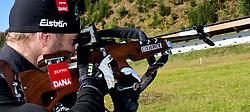 04.10.2010, Biathlon Zentrum, Hochfilzen, AUT, OESV Biathlon Medientag, im Bild Daniel Mesotitsch, OESV, Biathlet, EXPA Pictures © 2010, PhotoCredit: EXPA/ J. Feichter
