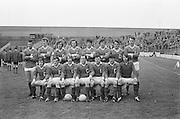 14.05.1972 Football NFL Kerry Vs Mayo.Mayo Team