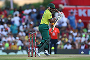 Temba Bavuma during the International T20 match between South Africa and England at Supersport Park, Centurion, South Africa on 16 February 2020.