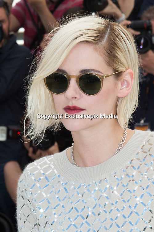 "Kristen Stewart at the photocall of the film "" Personal Shopper "" at the 69th Cannes Film Festival<br /> ©Exclusivepix Media"