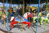 Carousel in Ciro Redondo, Ciego de Avila, Cuba.