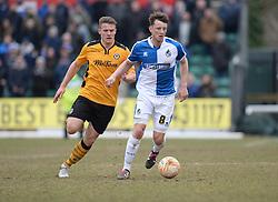 Ollie Clarke of Bristol Rovers - Mandatory byline: Alex James/JMP - 19/03/2016 - FOOTBALL - Rodney Parade - Newport, England - Newport County v Bristol Rovers - Sky Bet League Two