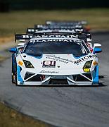 October 3-5, 2013. Lamborghini Super Trofeo - Virginia International Raceway. #81 JC France, Timmy Rivers, Change Racing, Lamborghini Chicago