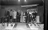 1963 - DAKs Men's style fashion show at the Gresham Hotel
