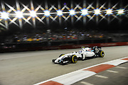 September 18-21, 2014 : Singapore Formula One Grand Prix - Valtteri Bottas (FIN), Williams-Mercedes