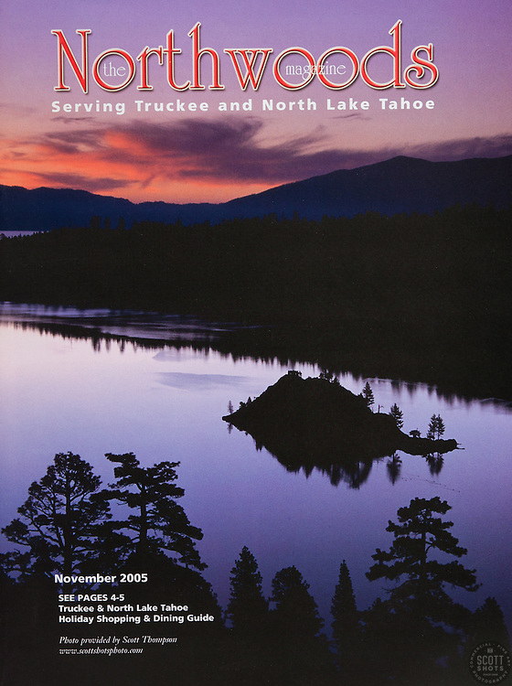 Northwoods Magazine Cover