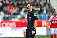 Frank SCHNEIDER - 22.03.2015 - Reims / Monaco - 30eme journee de Ligue 1 -<br /> Photo : Dave Winter / Icon Sport