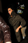 10.SEPTEMBER.2007. LONDON<br /> <br /> AMY WINEHOUSE LEAVING THE CAMBRIDGE THEATRE, SOHO WHERE SHE WATCHED KELLY OSBOURNE IN ACTION IN CHICAGO.<br /> <br /> BYLINE: EDBIMAGEARCHIVE.CO.UK<br /> <br /> *THIS IMAGE IS STRICTLY FOR UK NEWSPAPERS AND MAGAZINES ONLY*<br /> *FOR WORLD WIDE SALES AND WEB USE PLEASE CONTACT EDBIMAGEARCHIVE - 0208 954 5968*