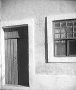 Mozambique.<br /> Door and window