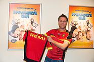 REmi Gaillard était à Bruxelles pour la première fois lors de l'avant première de son film