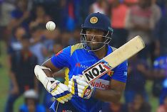 Sri Lanka v England - 2nd ODI - 13 Oct 2018