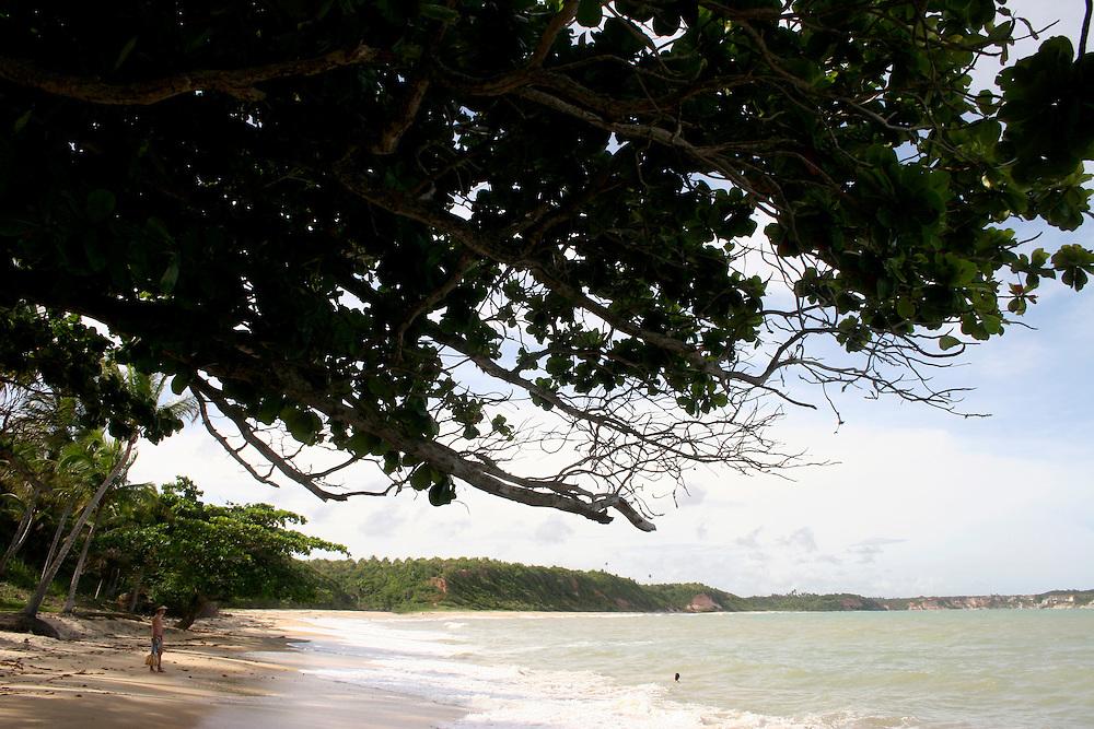 Lagoa do Satu_BA, Brasil...Praia Lagoa do Satu, Bahia...The Lagoa do Satu beach, Bahia...Foto: LEO DRUMOND / NITRO