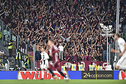 May 3, 2019 - Torino, Torino, Italia - Foto LaPresse - Fabio Ferrari.03 Maggio 2019 Torino, Italia .Sport.Calcio.ESCLUSIVA TORINO FC.Juventus Fc vs Torino Fc - Campionato di calcio Serie A TIM 2018/2019 - Allianz Stadium..Nella foto:supporter torino fc..Photo LaPresse - Fabio Ferrari.May 03, 2019 Turin, Italy.sport.soccer.EXCLUSIVE TORINO FC.Juventus Fc vs Torino Fc - Italian Football Championship League A TIM 2018/2019 - Allianz Stadium..In the pic:supporter torino fc (Credit Image: © Fabio Ferrari/Lapresse via ZUMA Press)