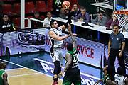 Watt Mitchell<br /> Sidigas Avellino - Pasta Reggia Caserta<br /> Lega Basket Serie A 2016/2017<br /> Avellino 30/04/2017<br /> Foto Ciamillo-Castoria